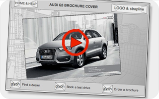 Audi:  Augmented RealityBest practice interaction design